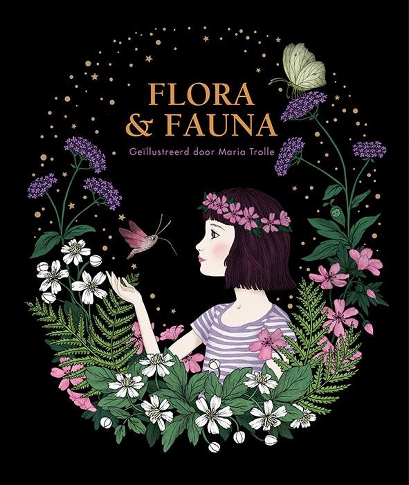 Maria Trolle,Flora & Fauna
