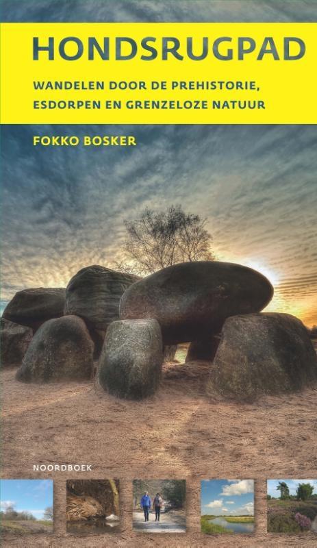 Fokko Bosker,Wandelgids Hondsrugpad