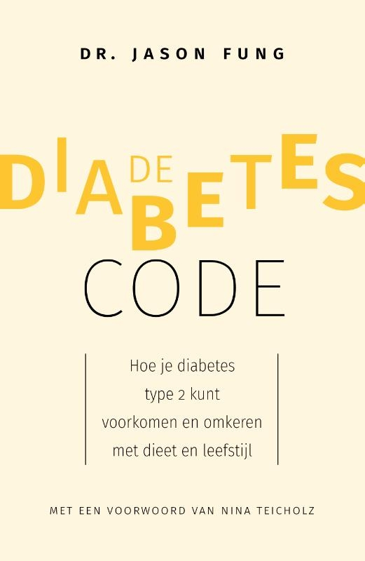 Jason Fung,De diabetes-code