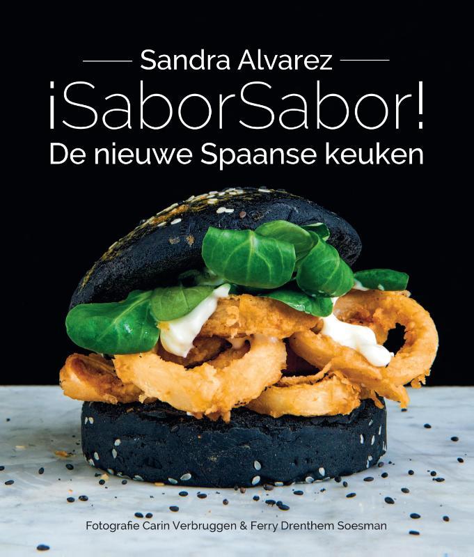 Sandra Alvarez,¡Sabor Sabor!
