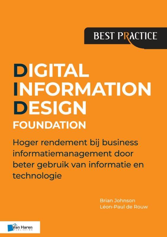 Brian Johnson, Léon-Paul de Rouw,Digital Information Design (DID®) Foundation