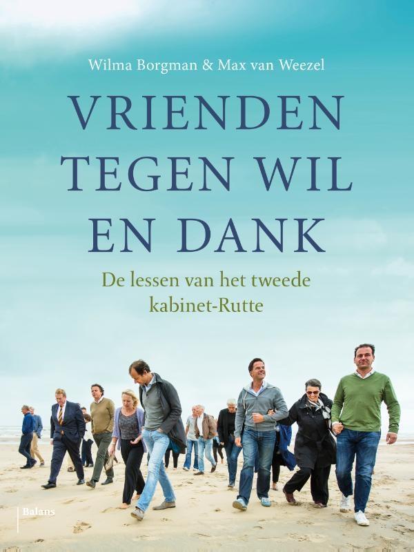 Wilma Borgman, Max van Weezel,Vrienden tegen wil en dank