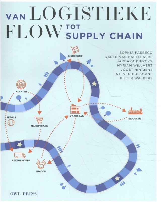 ,Van Logistieke Flow tot Supply Chain