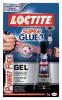 ,Secondelijm Loctite Powerflex gel tube 3gram op blister