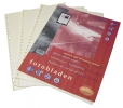 ,<b>Interieur Multo fotobladen A4 23-rings met dekvel 20vel chamois</b>
