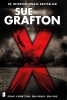 Sue  Grafton,X