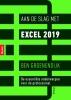 Ben  Groenendijk,Aan de slag met Excel 2019