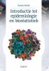 Patrick  Mullie,Introductie tot epidemiologie en biostatistiek