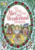 <b>Hannah  Davies</b>,Het enige echte Alice in Wonderland kleurboek