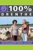 Judith de Ruiter, Mark  Voortman,100% regiogids : 100% Drenthe