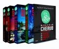 ,<b>Box Cherub : 4 boeken</b>