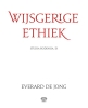 Everard  De Jong,Wijsgerige ethiek