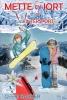 <b>Geeri  Bakker</b>,Mette en Jort op wintersport