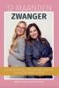 <b>Willemijn van Lochem, Martine  Heemskerk</b>,12 Maanden Zwanger
