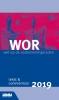 Inge  Hofstee ,WOR tekst en commentaar 2019