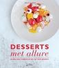 Émilie  Guelpa ,Desserts met allure