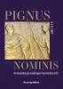 Jeannette Smit ,Pignus nominis. De verpanding van vorderingen naar Romeins recht.