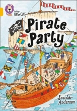 Scoular Anderson,   Cliff Moon Pirate Party