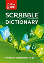 Collins Dictionaries Collins Scrabble Dictionary Gem Edition