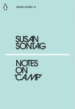 Susan,Sontag Notes on Camp