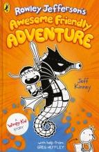 Jeff Kinney, Rowley Jefferson`s Awesome Friendly Adventure