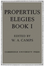 Sextus Propertius,   W. A. Camps Propertius: Elegies