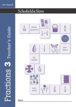 Schofield & Sims,   Hilary Koll,   Steve Mills Fractions, Decimals and Percentages Book 3 Teacher`s Guide (Year 3, Ages 7-8)
