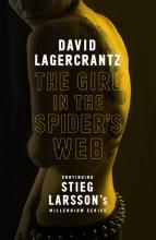 David,Lagercrantz Millennium Girl in the Spider`s Web