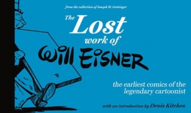 Eisner, Will The Lost Work of Will Eisner