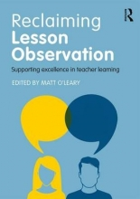 Matt (Birmingham City University, UK) O`Leary Reclaiming Lesson Observation
