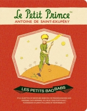 Le Petit Prince Stitch Stitch Large Grid Notebook