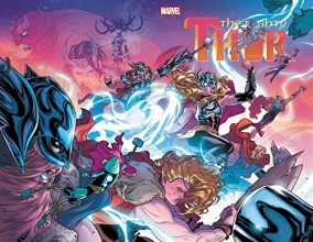 Jason Aaron The Mighty Thor Vol. 5: The Death Of The Mighty Thor