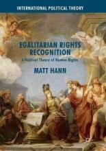 Matt Hann Egalitarian Rights Recognition