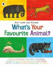 Carle, Eric What`s Your Favourite Animal?