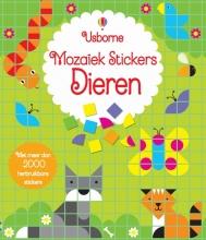 Mozaiek stickers - Dieren