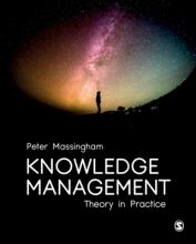 Peter Massingham, Knowledge Management