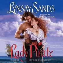 Sands, Lynsay Lady Pirate
