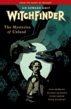 Mignola, Mike Witchfinder 3