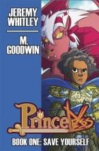 Whitley, Jeremy Princeless, Book 1