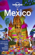 , Lonely Planet Mexico