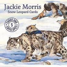 Morris, Jackie Jackie Morris Snow Leopard