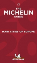 , *MICHELINGIDS MAIN CITIES OF EUROPE 2020