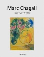 Marc Chagall 2019. Kunstkarten-Einsteckkalender