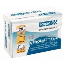 , Nieten Rapid 21/4 gegalvaniseerd strong 5000 stuks