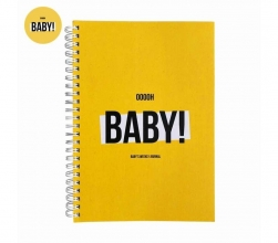 Oooh baby weekly journal