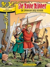 Willy  Vandersteen De Rode Ridder De drakar des doods