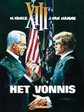 Vance,,William/ Hamme,,Jean van Collectie Xiii 12