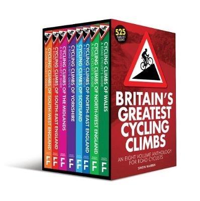 Simon Warren,Britain`s Greatest Cycling Climbs