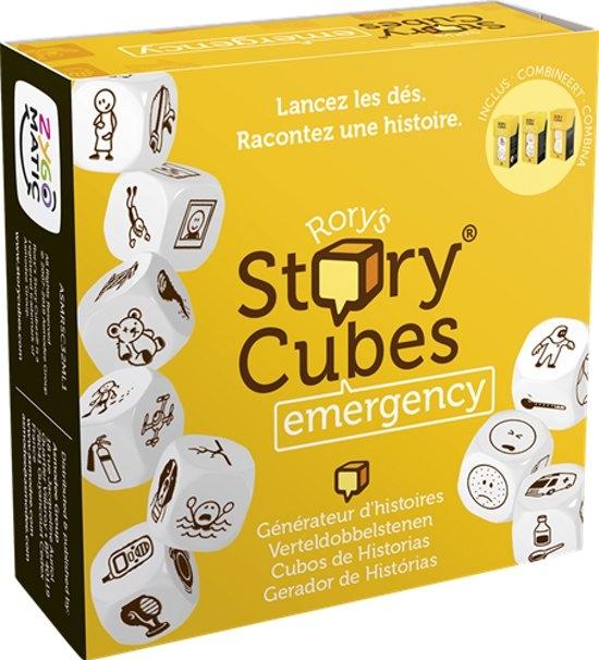 Asm-rsc32ml1,Rory`s story cubes - emergency