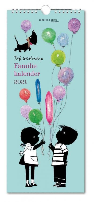 ,Fiep Westendorp familiekalender 2021